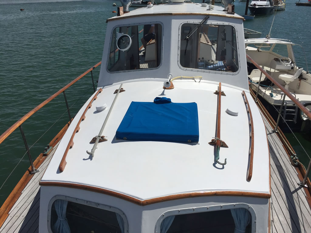 Sending Us Pictures - Exterior of a Motorboat
