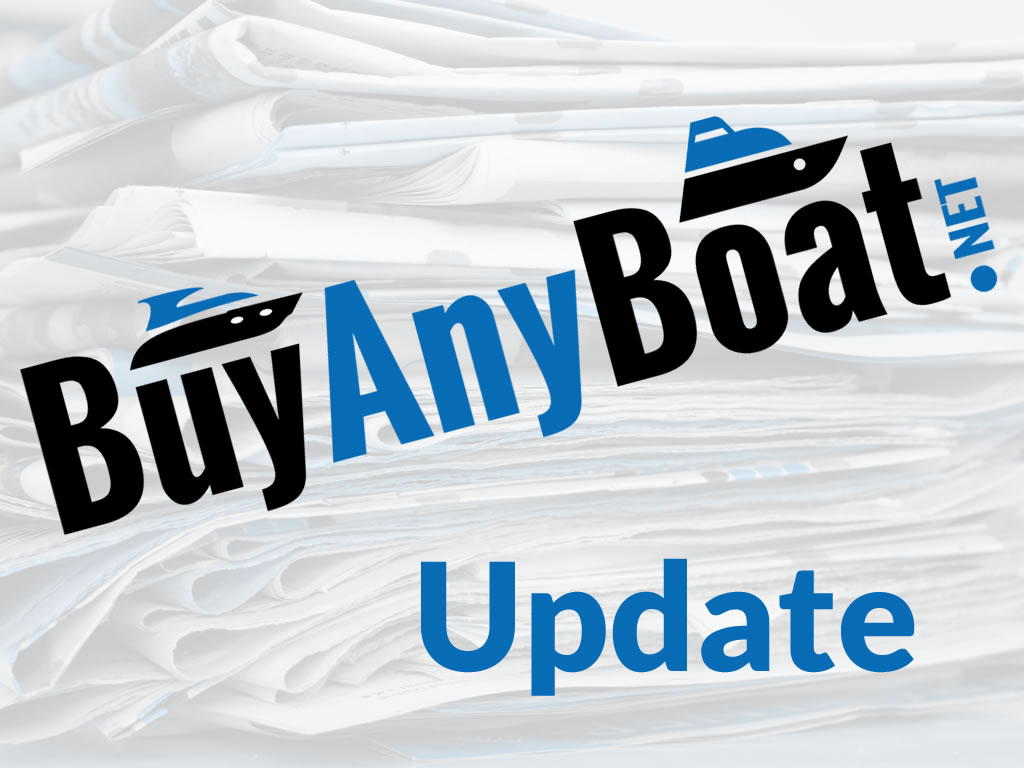 Buy Any Boat Update