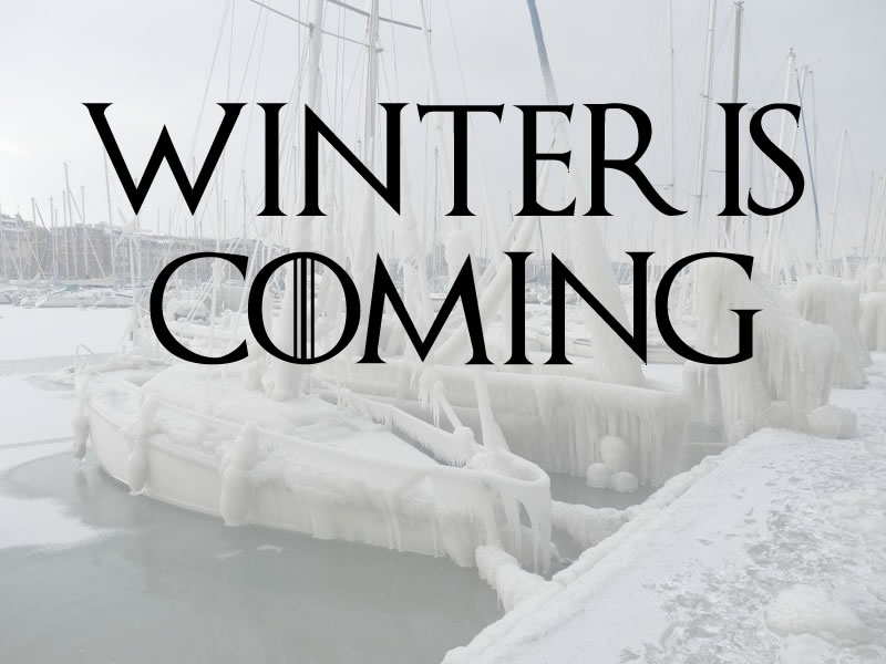 winter is coming now is the time to sell